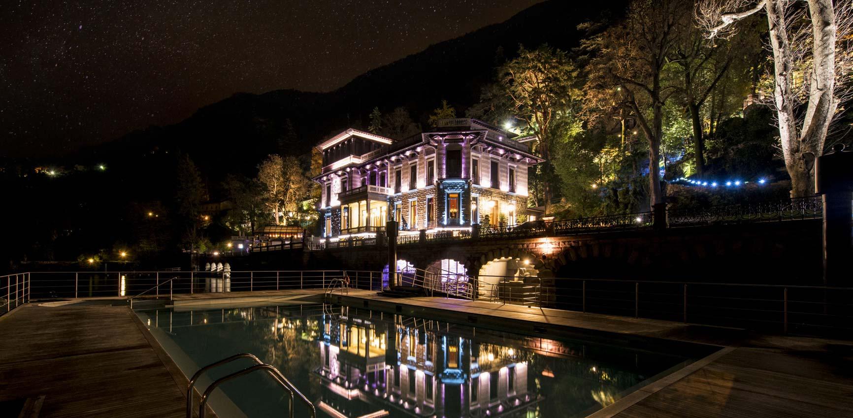 Castadiva resort lake como a local guide - Casta diva resort ...