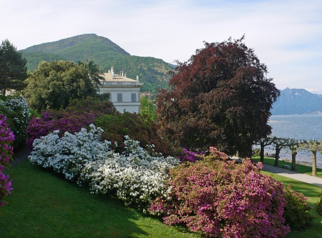 Villa melzi bellagio lake como a local guide - Giardini di villa melzi ...